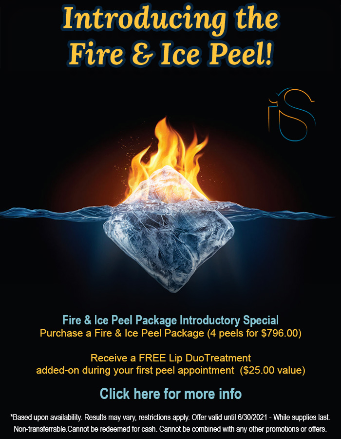 fire and ice peel