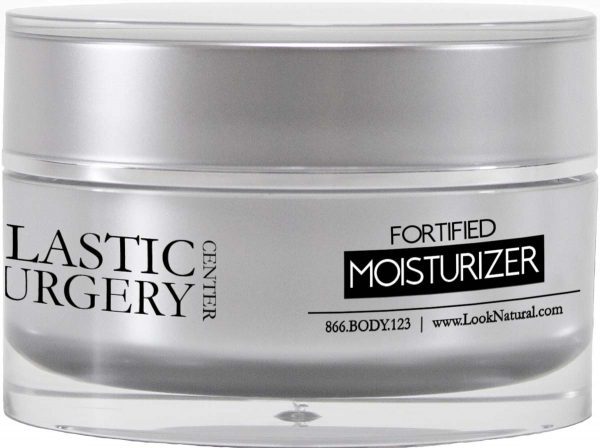 Plastic Surgery Brand Fortified Moisturizer
